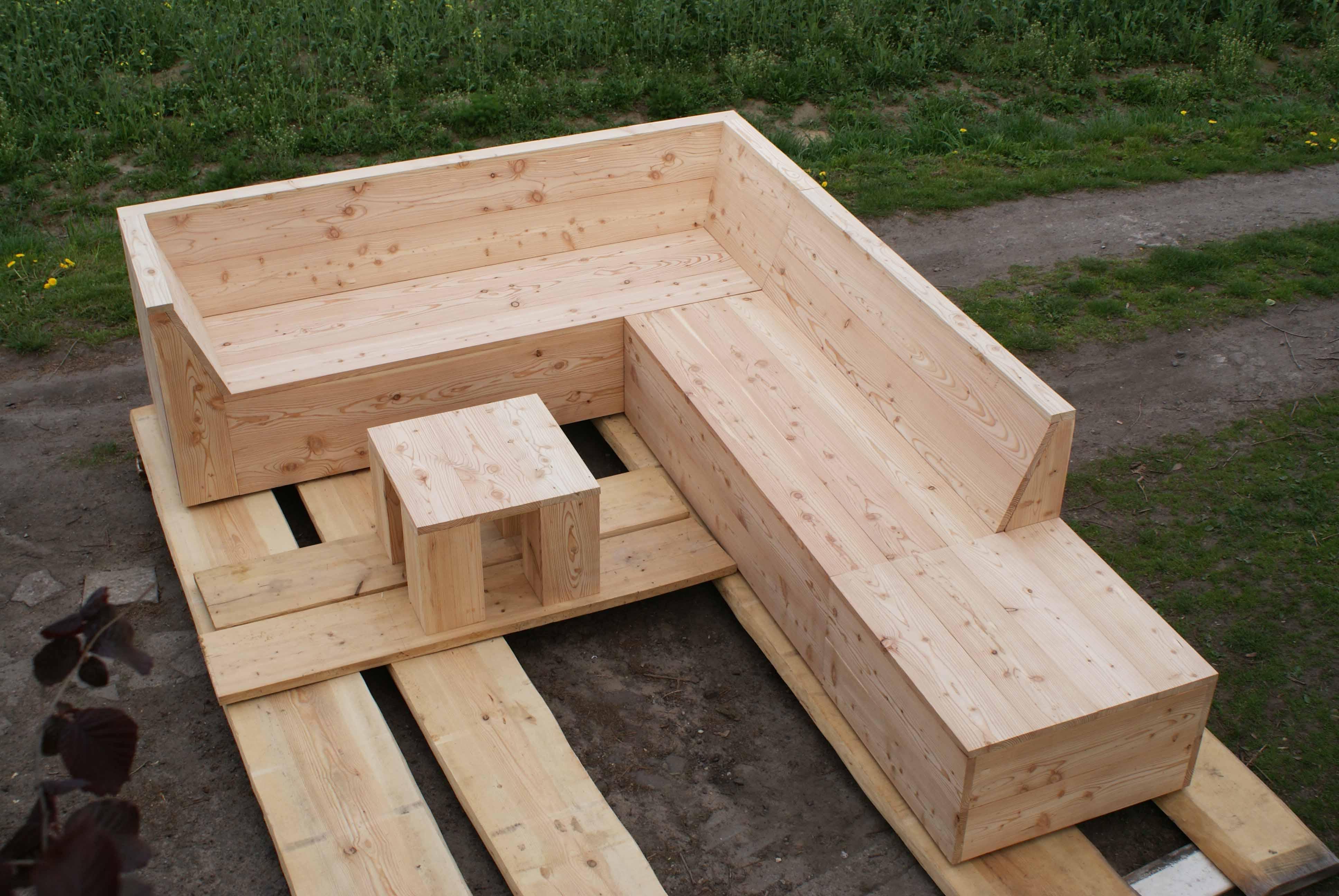 Meble Ogrodowe Z Drewna Olchowego : ComplexWood  Meble ogrodowe